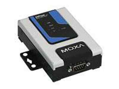 NUOVO MOXA 41823M NPORT SECURE DEVICE SERVER 12- NPORT 6150, 1x RS-232/422/485