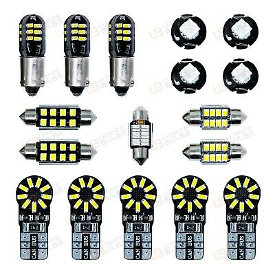 Vauxhall Astra H - LED SMD Interior Light Kit - 2004-2010 - UK Stock Fast Post