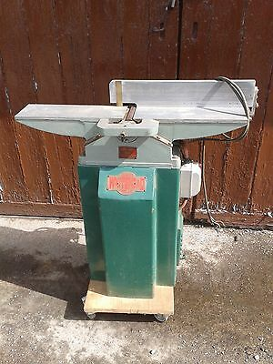Vintage surface planer    A. Whitehead and Co 1948 Halifax England