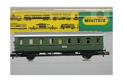 N 1:160 Minitrix Trix 51 3059 00 passenger car DB , 100grams