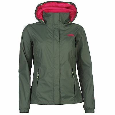 The North Face Resolve Waterproof Jacket Ladies SIZE 12(XL) / BRAND NEW WITH TAG