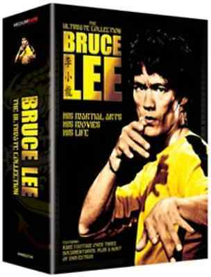 Bruce Lee: The Ultimate Collection  DVD NEW