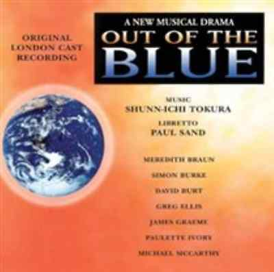 Out of the Blue  CD NEW