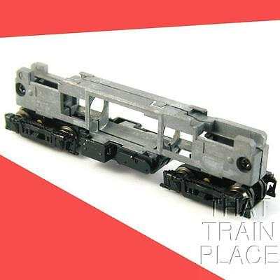 SD35 UNPOWERED CHASSIS Black Trucks &  Fuel Tank  ATLAS SD-35 N SCALE