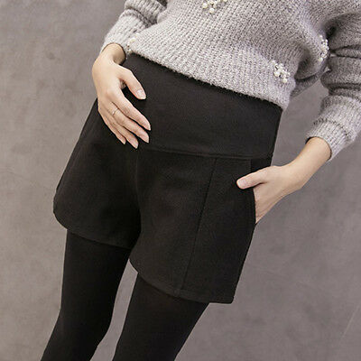 New Pregnant Women Shorts Stylish Maternity Care Belly Winter Casual Short Pants