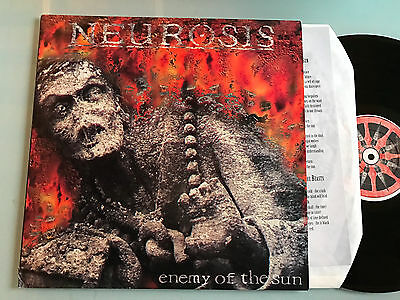 LP   MINT    Neurosis – Enemy Of The Sun     1ST ISSUE  1993