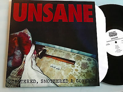 LP MINT Unsane  Scattered Smothered & Covered 1ST ISSUE 1995 Melvins Neurosis