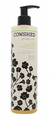 Cowshed Grubby Cow Zesty Hand Wash 300Ml - Women's For Her. New. Free Shipping