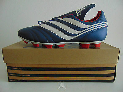 Vintage 00 ADIDAS Incissn TRX FG Scarpe Calcio 47 US 12.5 Soccer Shoes Boots Old