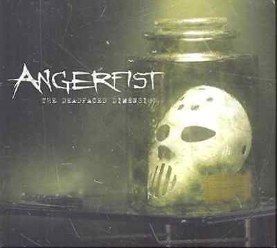 Angerfist-The Deadfaced Dimension  CD / Box Set NEW