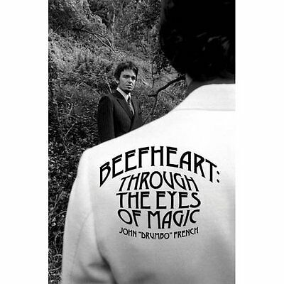 French John Drumbo-Beefheart: Through The Eyes Of  BOOK NEW