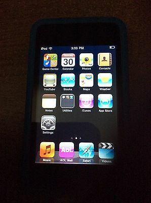 Apple Ipod Touch 2Nd Generation Black (16 gig)