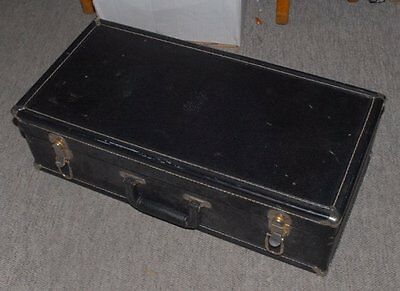 Used trumpet hard case good latches/hinges