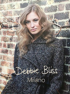 Debbie Bliss - Milano  - Pattern Book