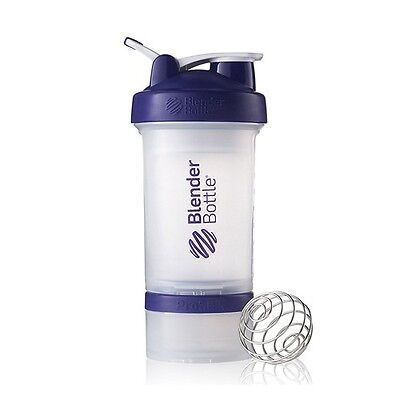 Blender Bottle Pro Stak Clear 450ml