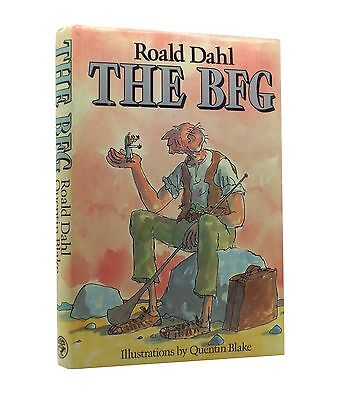 Roald Dahl – The BFG – First UK Edition SIGNED and INSCRIBED 1982 Cape