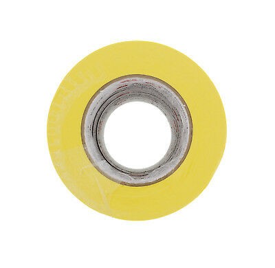 3M 06652 Crepe Paper Automotive Refinish Tape 3/4 Inch, 1 Roll, Yellow
