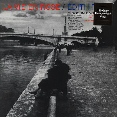 Edith Piaf - La Vie En Rose / Sings In English (Vinyl LP - 1956 - EU - Reissue)