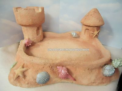 Cherished Teddies Display By The Sea RETIRED Used No Box
