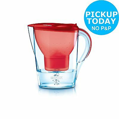 BRITA Marella Red Water Filter Cartridges - 3 Pack -From the Argos Shop on ebay