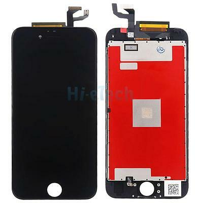 """LCD Screen Replacement Digitizer Touch Assembly Display For Black 4.7"""" iPhone 6S"""
