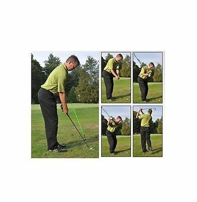 Perfect Release Golf Entrenamiento (Regular Verde Cuerda)