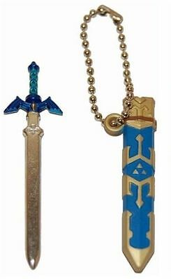 Kyodo The Legend of Zelda Link Skyward Sword Metal Key chain True Master Sword