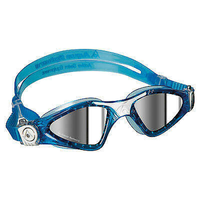 Aqua Sphere Kayenne Small Fit Swimming Goggles - Mirrored Lens