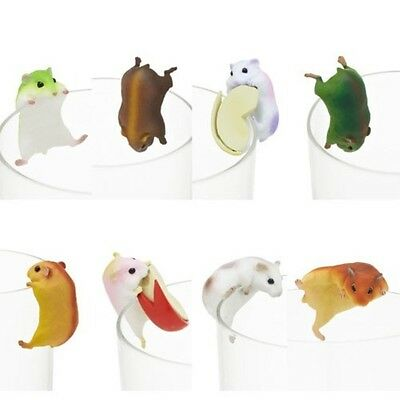 New PUTITTO Series HAMSTER NAGOMI All 8 types Complete Set KITAN CLUB from Japan