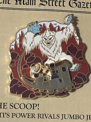 Disney The Scoop! - Expedition Everest LE 2000