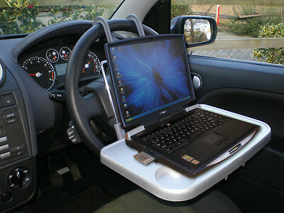 Cosmos Folding Multi Tray Table for Steering Wheel or Back of Front Car Seat
