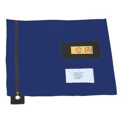 Go Secure Flat Mailing Pouch 355x381mm Blue CVF2