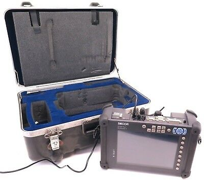 Siecor OTDR plus Multitester II 340M-73 Unit and case only