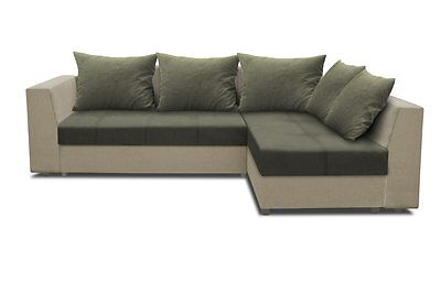 ecksofa sorrento mit bettfunktion schlafcouch wohnlandschaft big xxl polster1202 eur 599 00. Black Bedroom Furniture Sets. Home Design Ideas