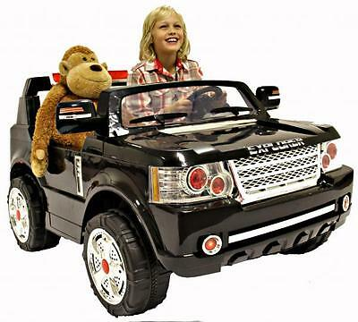 Rocket Explorer 24v Kids Ride on Battery Electric Jeep Range Rover Two Seater