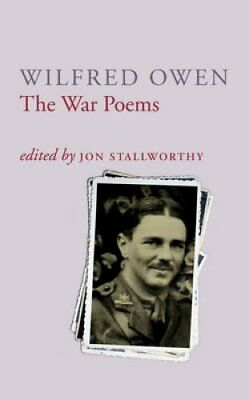 The War Poems of Wilfred Owen by Wilfred Owen 9780701161262 (Paperback, 1994)