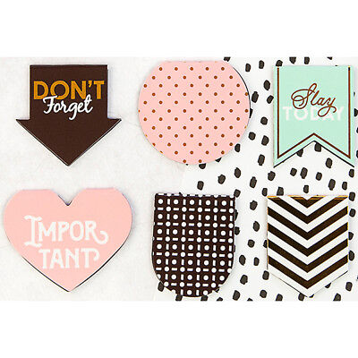 Prima - My Prima Planner - Magnetic Page Markers 6 Pack
