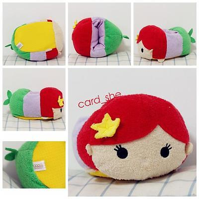TSUM TSUM Ariel the little mermaid Plush Mobile Phone Stand Holder Seat