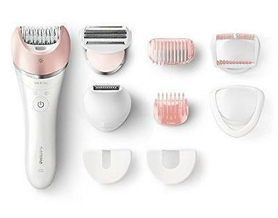 Philips Bre640/00 Épilateur Satinelle Advanced Wet Et D