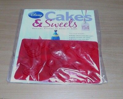 Disney Cakes & Sweets Cake Decorating Collection magazine Partwork #154
