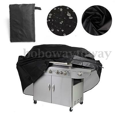 BBQ Cover Outdoor Waterproof Jardin Gas Grill Housse Protection Barbecue Camping