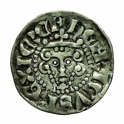 Henry Iii Hammered Silver Penny  S1361A