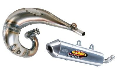 FMF Fatty Factory Exhaust Pipe W/ TurbineCore2 Silencer For KTM 250 300 2017