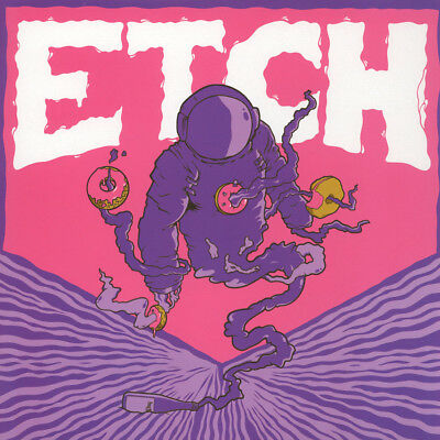 "Etch - The Cosmic B-Boy EP (Vinyl 12"" - 2016 - EU - Original)"