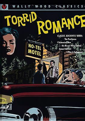 WALLY WOOD CLASSICS TORRID ROMANCE, HC, New, Vanguard (2015)
