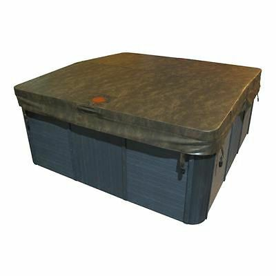 Canadian Spa Company 203 X 203CM Spa Cover - Brown -From the Argos Shop on ebay