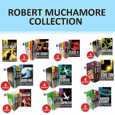 Robert Muchamore The Killing,Class A Collection CHERUB Gift Wrapped Set New