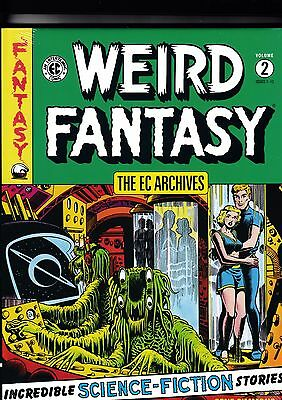 EC ARCHIVES WEIRD FANTASY VOLUME 2, HC, New, Dark Horse (2016)