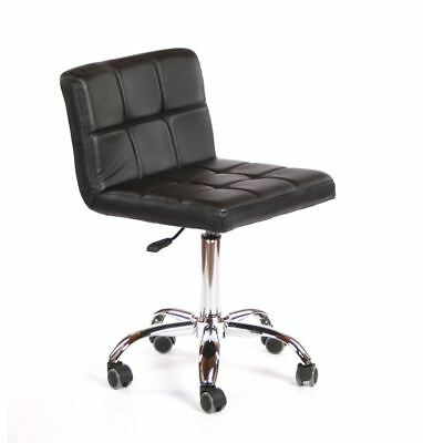 Urbanity hairdressing beauty manicure nail art technician salon chair stool seat