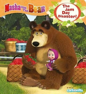 Masha and the Bear: The Jam Day Disaster 9781405277198 (Paperback, 2015)